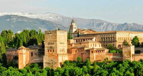 EUROPA  INCRÍVEL: 9 noites por LISBOA, MADRI e ANDALUZIA.
