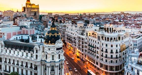 10 Noites pela EUROPA: MADRI, LONDRES, PARIS e Mais!!!