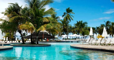 SUPER PROMO: 39% OFF COSTA DO SAUÍPE com ALL INCLUSIVE