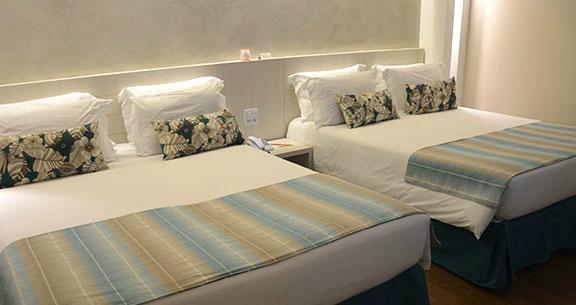 OLÍMPIA com Resort p/ Casal + HOT BEACH + Crianças GRÁTIS