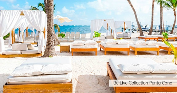 TOP: Punta Cana + Boca Chica + La Romana c/ ALL INCLUSIVE