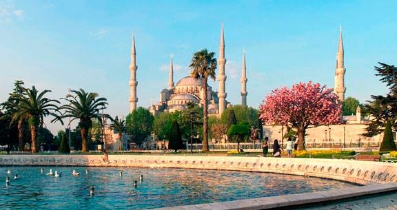 TURQUIA ENCANTADORA : 9 Noites por ISTAMBUL, CAPADÓCIA