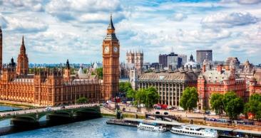 8 NOITES: De Londres a Paris + Trem e Barco pelo RIO RENO