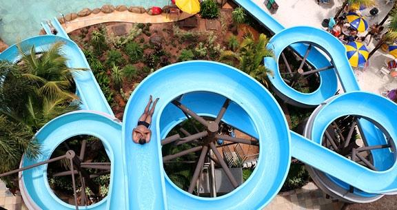 FÉRIAS DE VERÃO no Parque Aquático mais Visitado do BR!!!