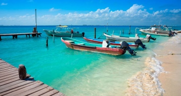 IRRESISTÍVEL! CANCUN+ Tulum + Cenote + ISLA LAS MUJERES