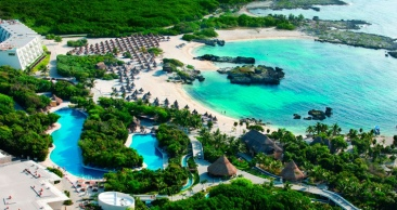 9 Nts: CANCUN + RIVIERA MAYA + COZUMEL com All Inclusive