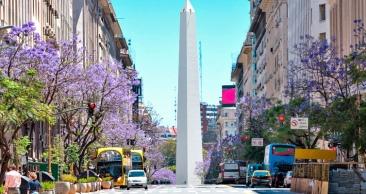 RÉVEILLON em BUENOS AIRES: Aéreo + 3 Noites com Café