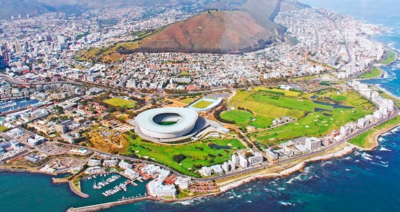 ÁFRICA DO SUL com SÁFARI + Cape Town com Ticket RED BUS