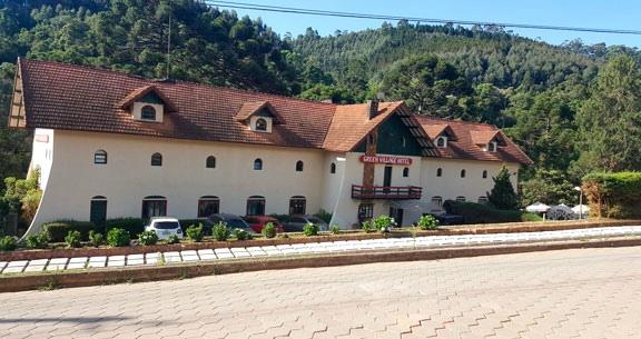 FERIADO 08 DE JULHO em MONTE VERDE no GREEN VILLAGE HOTEL