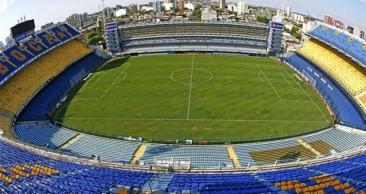 BUENOS AIRES + Estádios do BOCA JUNIORS e RIVER PLATE