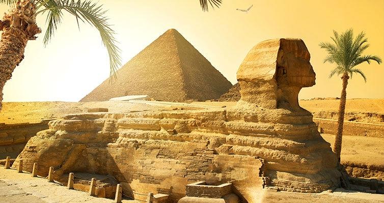 EGITO CLÁSSICO: Cairo + CRUZEIRO PELO NILO e PASSEIOS