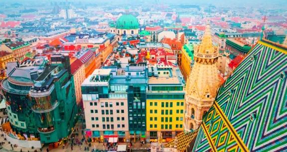 LESTE EUROPEU: Amsterdã, Berlim, Praga, Budapeste e Viena