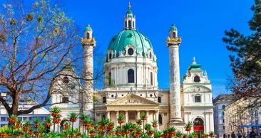 ROTA IMPERIAL: Berlim, Praga, Budapeste e Viena + PASSEIO