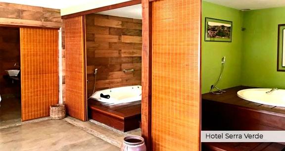 HOTEL FAZENDA em POUSO ALTO para CASAL + Pensão Completa