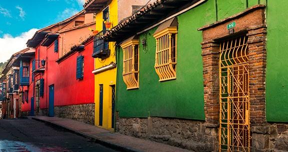 7 Noites pela COLÔMBIA: BOGOTÁ , SANTA MARTA e CARTAGENA