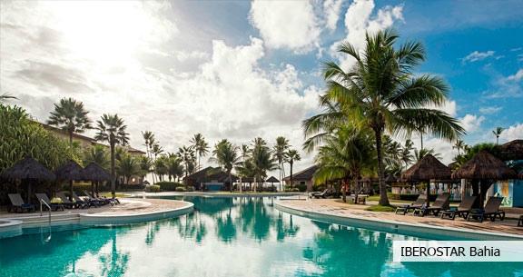 RÉVEILLON no IBEROSTAR BAHIA 5*: ALL INCLUSIVE + OPEN BAR