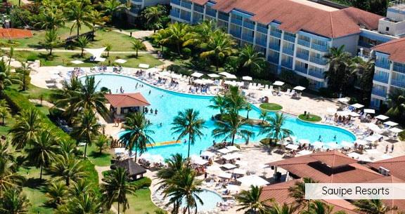 NATAL na COSTA DO SAUÍPE em Resort com ALL INCLUSIVE