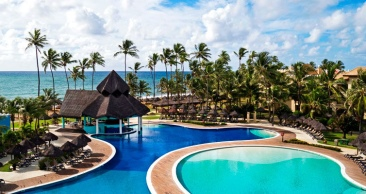 RÉVEILLON 5* no IBEROSTAR PRAIA DO FORTE + All Inclusive