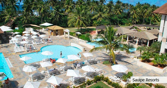 Costa do Sauípe nas FÉRIAS DE JANEIRO com ALL INCLUSIVE