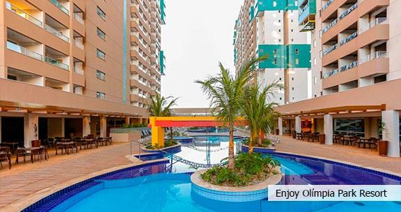 RÉVEILLON em OLÍMPIA com Resort e THERMAS DOS LARANJAIS!