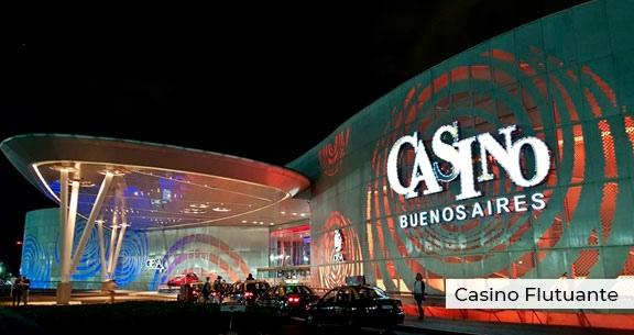 BUENOS AIRES com CASSINO FLUTUANTE + TOUR DE COMPRAS