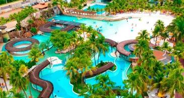 SUPER PROMOÇÃO OLÍMPIA: Resort + AÉREO + Traslados