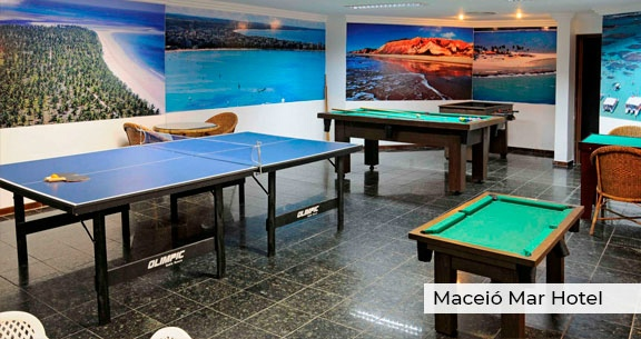 Pacote MACEIÓ TOP em Hotel 4 Estrelas com Café da Manhã