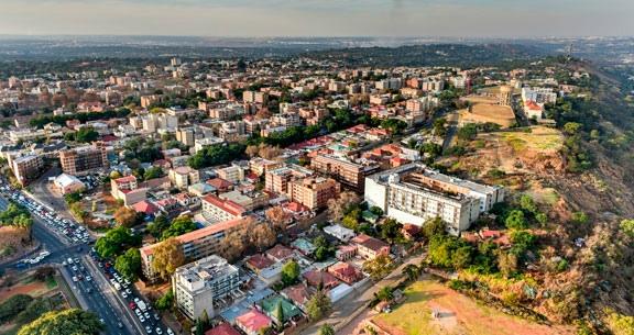 ÁFRICA DO SUL: JOANESBURGO com SAFARI NO KRUGER + Passeio