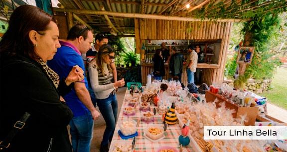 ENCANTOS DA SERRA GAÚCHA com Bustour + TOUR LINHA BELLA