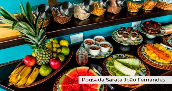 SUPER PROMOÇÃO: POUSADA em BÚZIOS para Casal com Café!