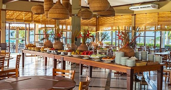 PORTO SEGURO no HOTEL ECO BAHIA com Café + PASSEIO!