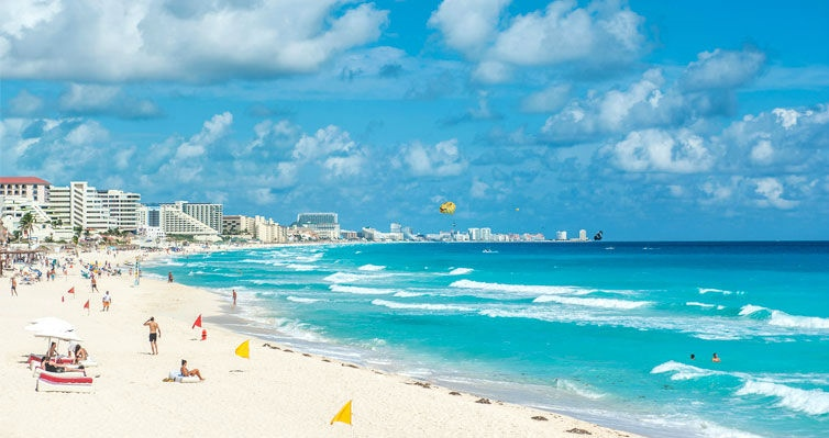 CANCUN ALL INCLUSIVE + MIAMI com Aluguel de Carro!