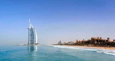 RÉVEILLON ESPETACULAR em DUBAI com SAFARI e CRUZEIRO!