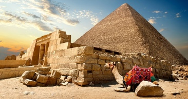 RÉVEILLON MARAVILHAS do EGITO com CRUZEIRO pelo RIO NILO
