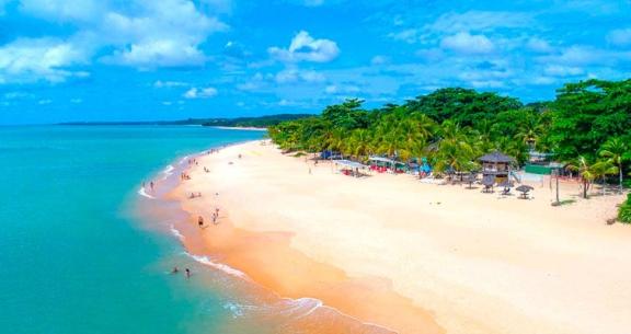 FÉRIAS DE JANEIRO: PACOTE para PORTO SEGURO em VOO DIRETO