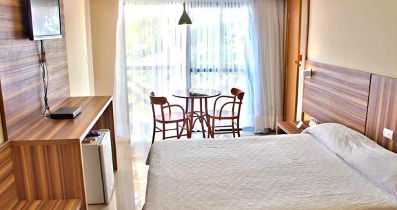 5 Nts em NATAL + Hotel PÉ na AREIA  +VOO DIRETO + Bagagem