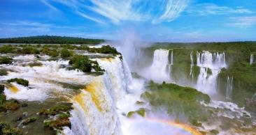 BLACK TRIP: Foz do Iguaçu + CATARATAS + COMPRAS Paraguai