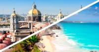 CIDADE DO MÉXICO + CANCUN e RIVIERA MAYA em RESORT 5*
