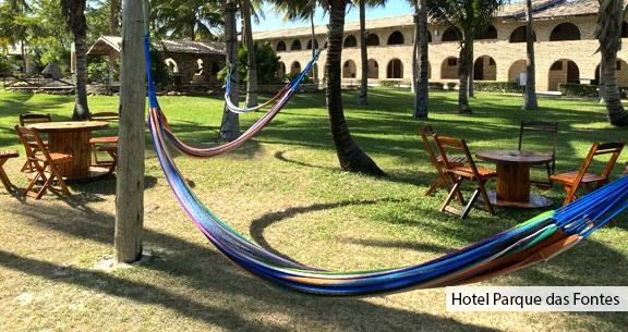HOTEL PARQUE DAS FONTES com ALL INCLUSIVE + CARRO!