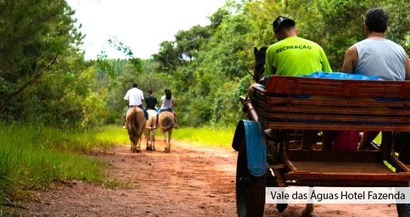 VALE DAS ÁGUAS com PENSÃO COMPLETA + CHÁ DA TARDE