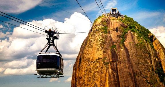 RIO DE JANEIRO com Aéreo + Hospedagem em COPACABANA
