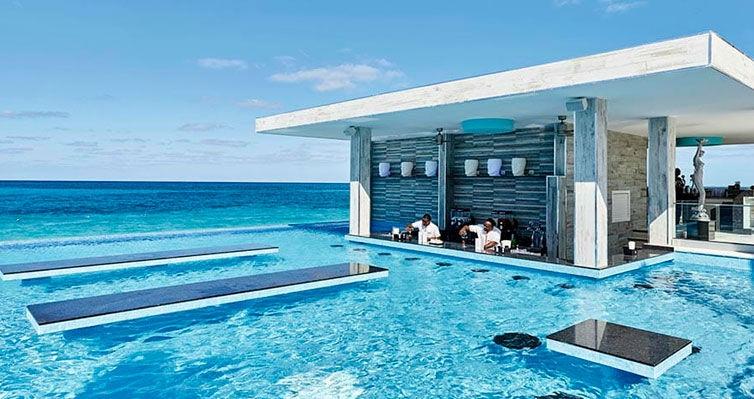 BAHAMAS com Resort ALL INCLUSIVE com Apto VISTA MAR