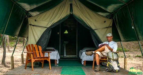 SAFARI CAMP no JALAPÃO: PACOTE COMPLETO com 6 NOITES