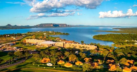 CHAPADA DOS GUIMARÃES: MALAI MANSO RESORT + ALL INCLUSIVE