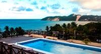 NATAL: HOTEL TOP em PONTA NEGRA + UPGRADE