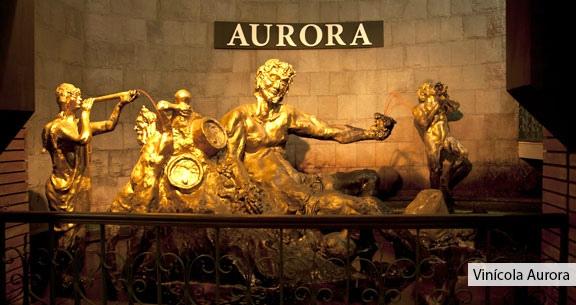 SERRA GAÚCHA e VINÍCOLAS: Aurora, Valduga e Garibaldi