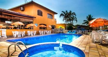 HOTEL POUSADA em CARAGUATATUBA para CASAL + CAFÉ