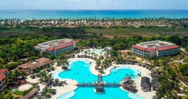 GRAND PALLADIUM IMBASSAÍ RESORT & SPA com ALL INCLUSIVE