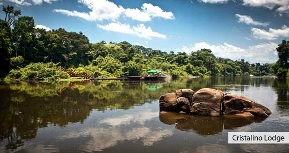 SUL DA AMAZÔNIA: 4 Nts em ALTA FLORESTA + Pensão Completa