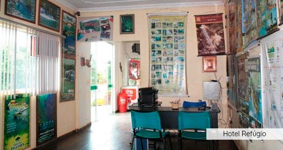EXPERIÊNCIAS DE BONITO: Passeios RIO FORMOSO + GRUTA